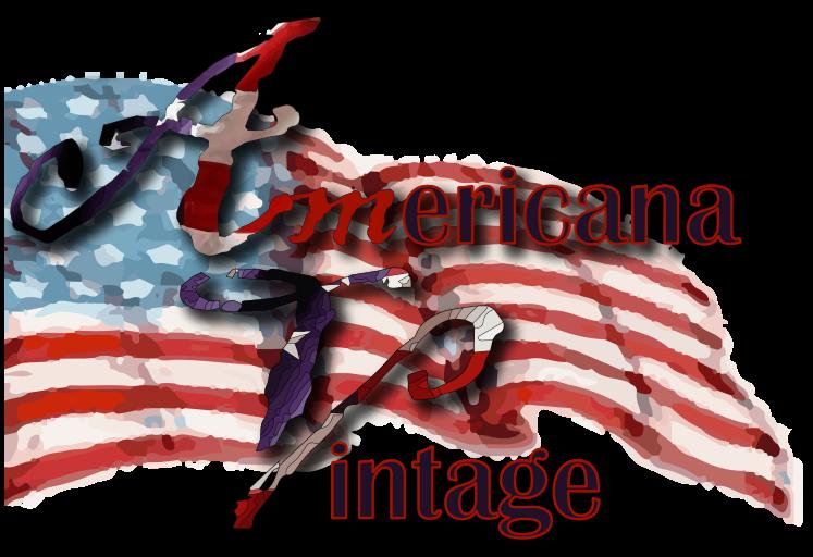 Americana Vintage Logo 2
