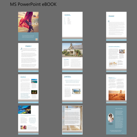 eBook with PowerPoint
